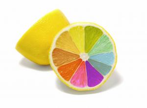 concept lemon